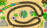 Zuma Frog Ball Game